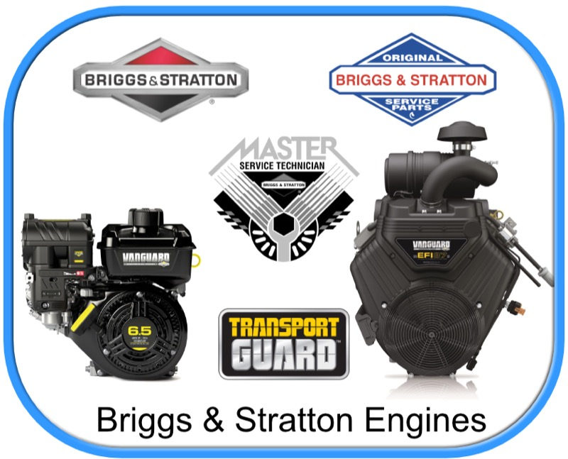 Briggs and Stratton Petrol Engines