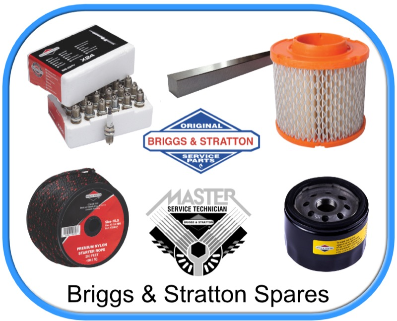 Briggs and Stratton Engine Parts