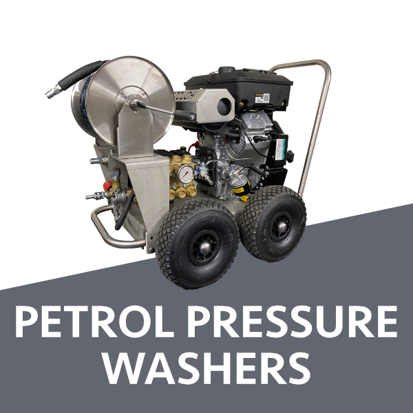 Petrol Driven Pressure Washers