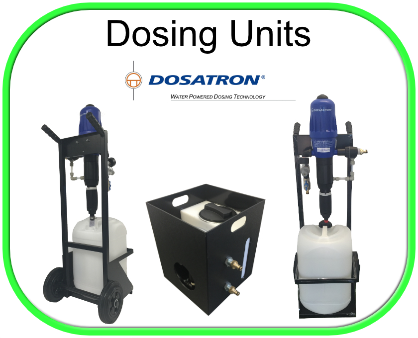 Water Powered Dosing Systems