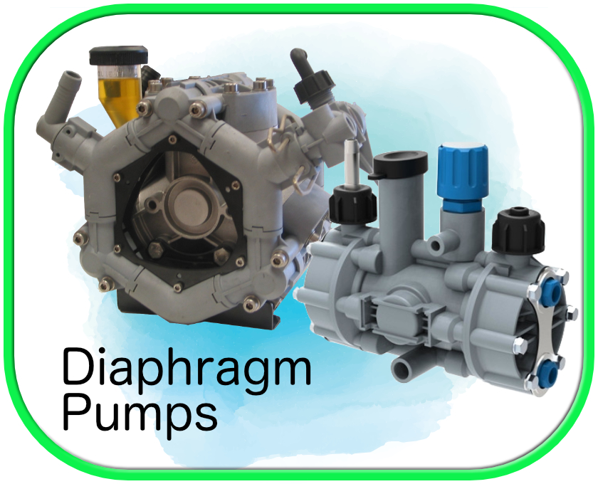 SoftWash Diaphragm Pumps