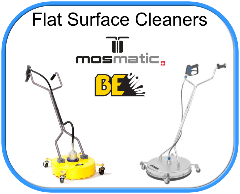 Flat Surface Cleaners and Parts