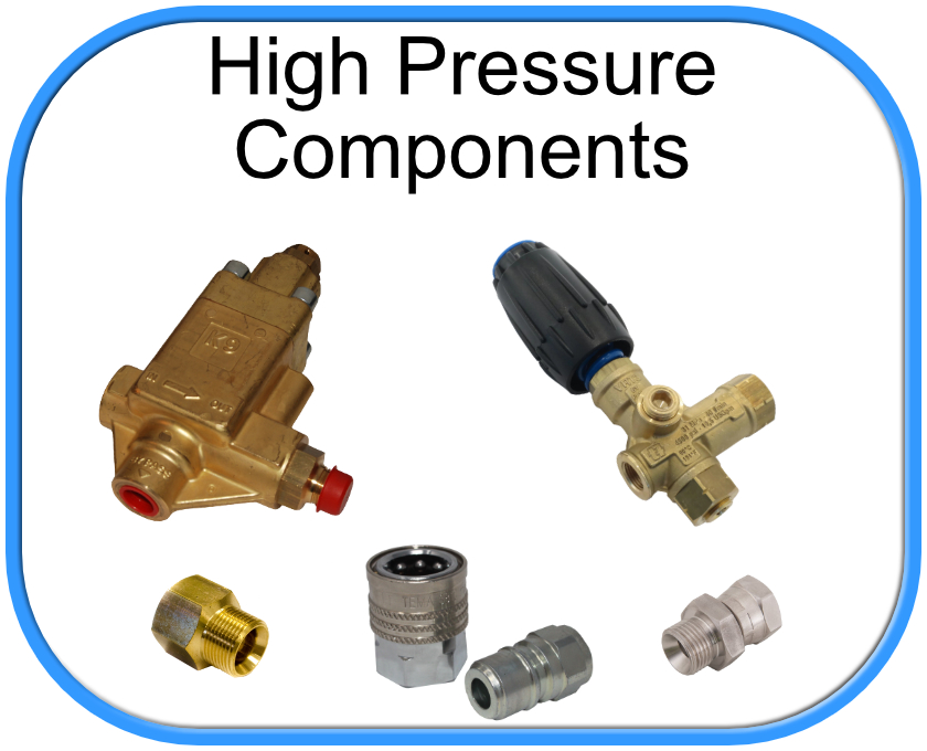 High Pressure Components and Fittings
