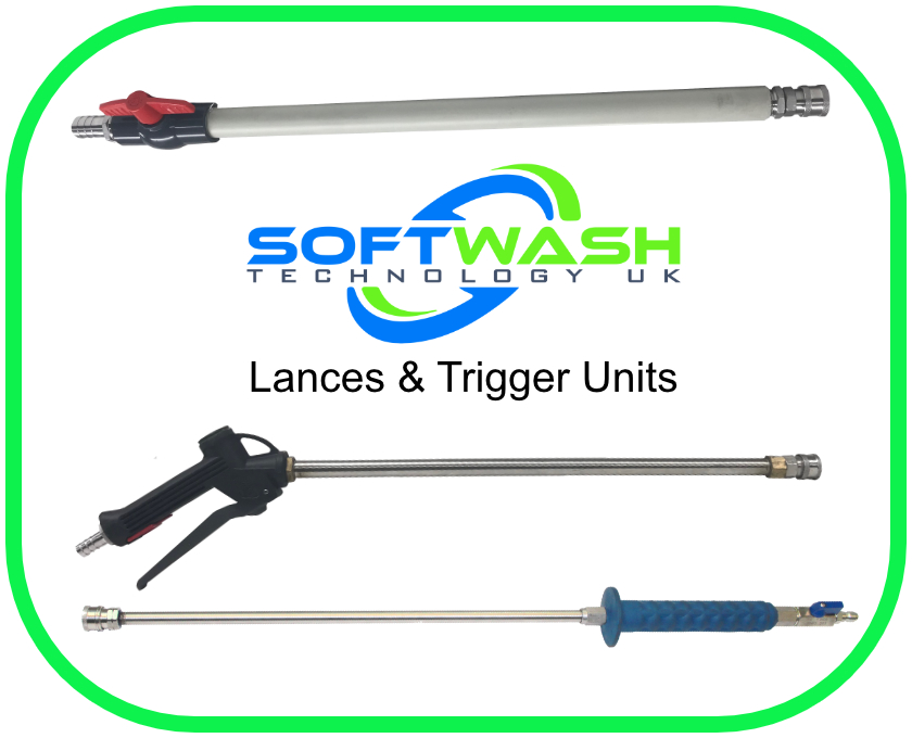 SoftWash Lances
