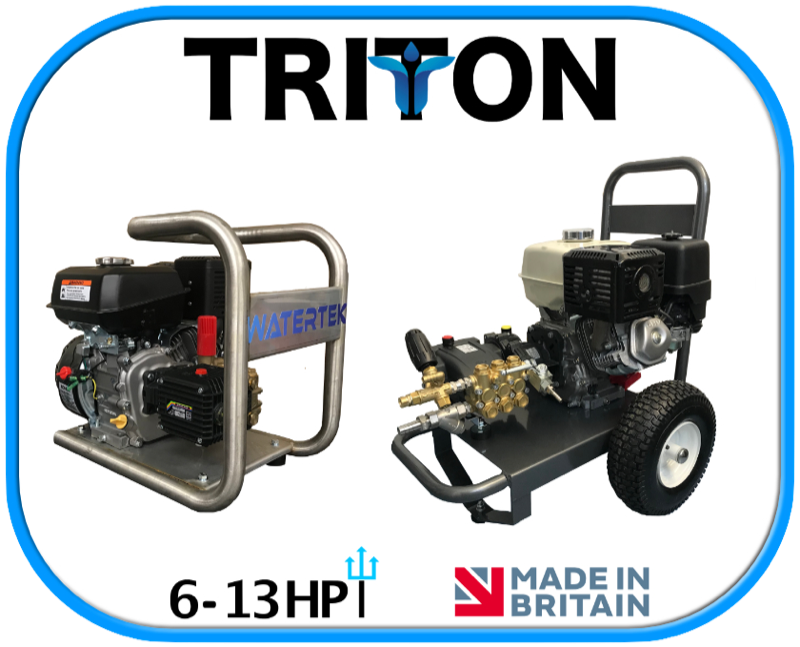 Watertek Triton Range