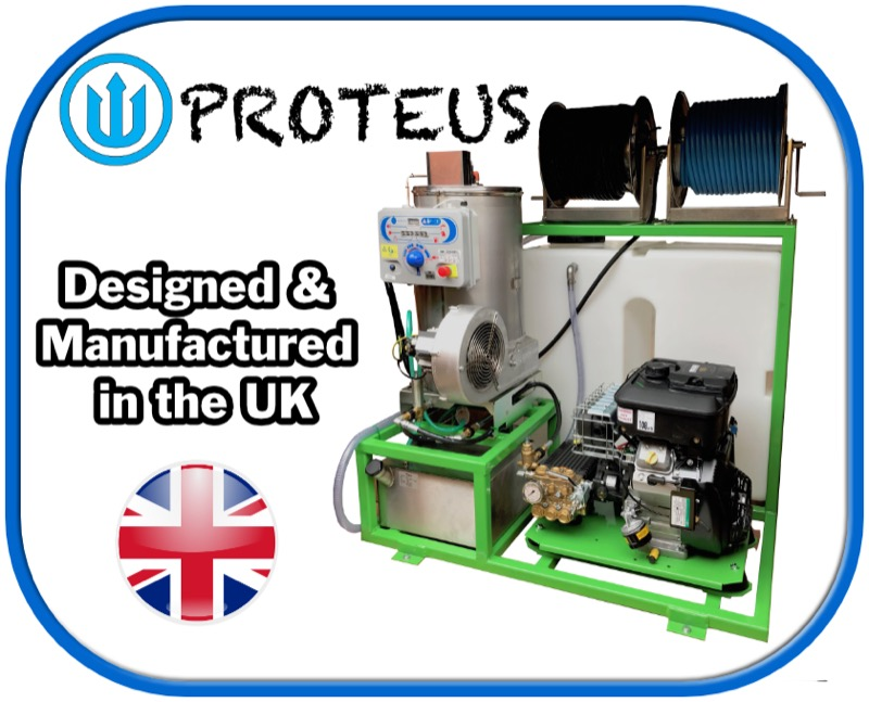 Watertek Proteus Range