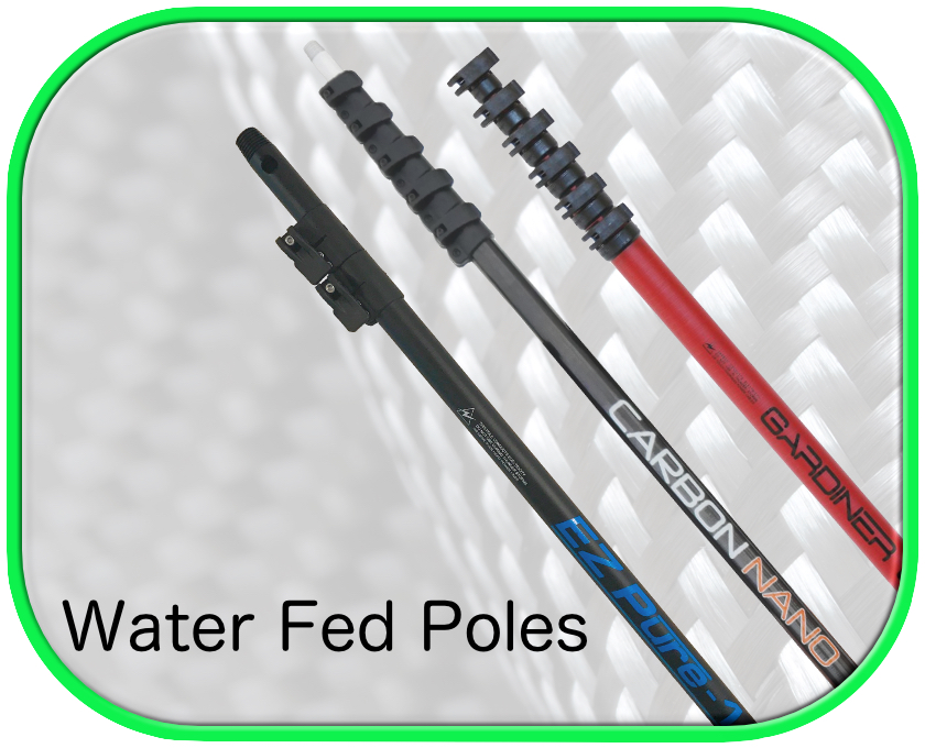 Water Fed Poles