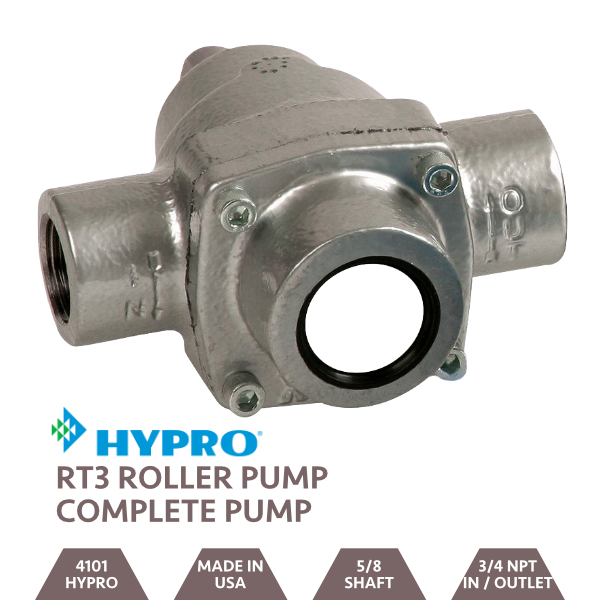 Hypro RT3 Roller Pump 4101 XL