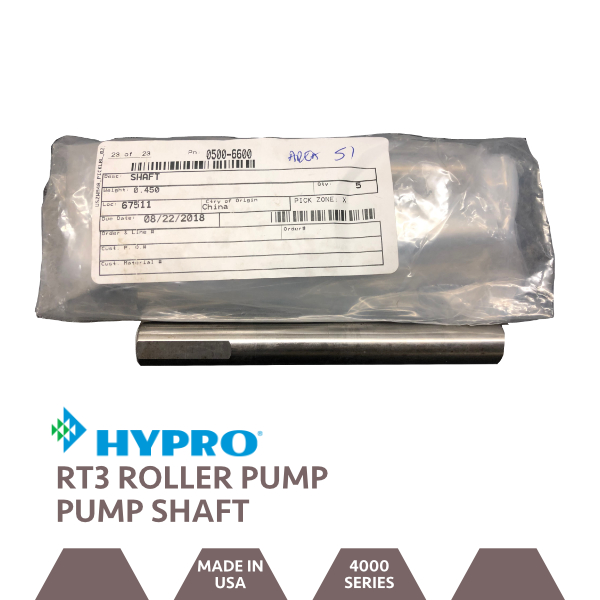 Rolltek RT3 Pump Shaft