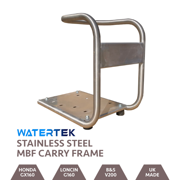 Stainless Steel Carry Frame