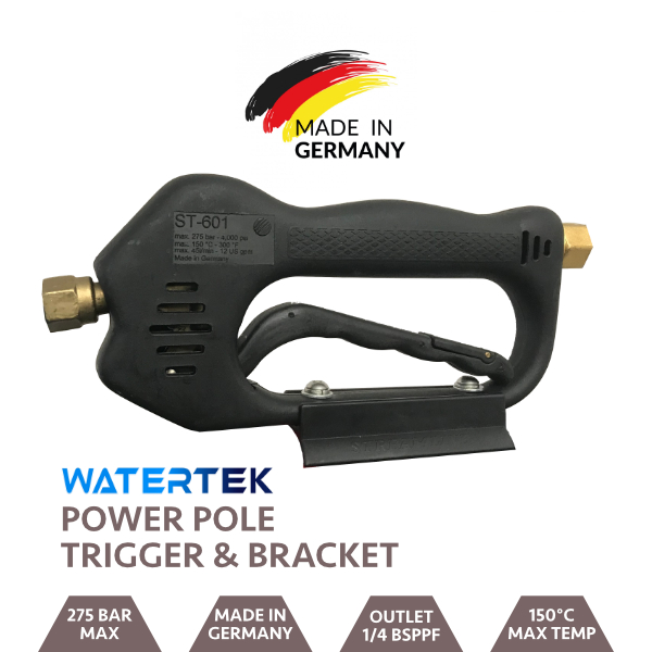 Watertek Power Pole Trigger with Pole Bracket