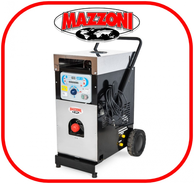 Mazzoni Firebox 350 bar @ 25 LPM 12v DC