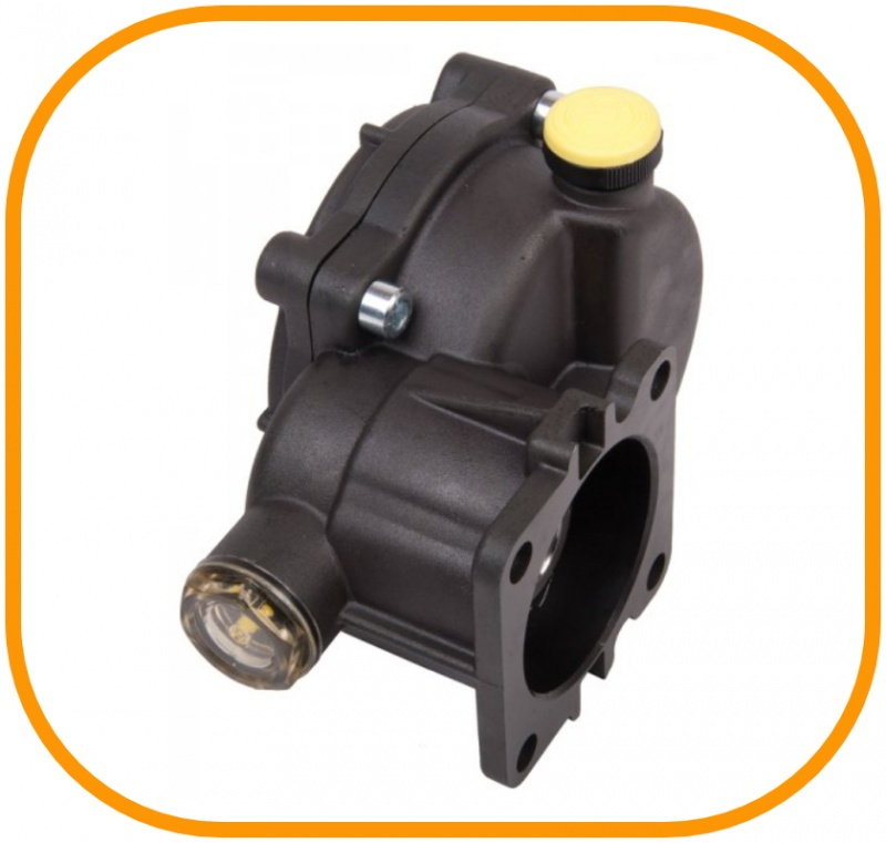 Interpump RS99 Gearbox