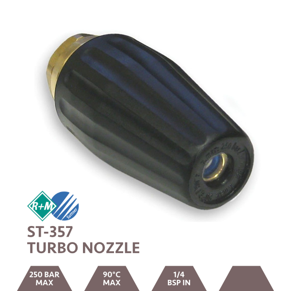 Suttner ST458 Turbo Nozzle 200-400 BAR