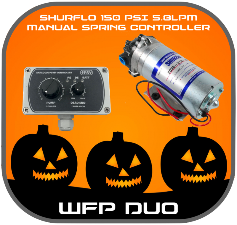 WFP Pump and Controller Duo