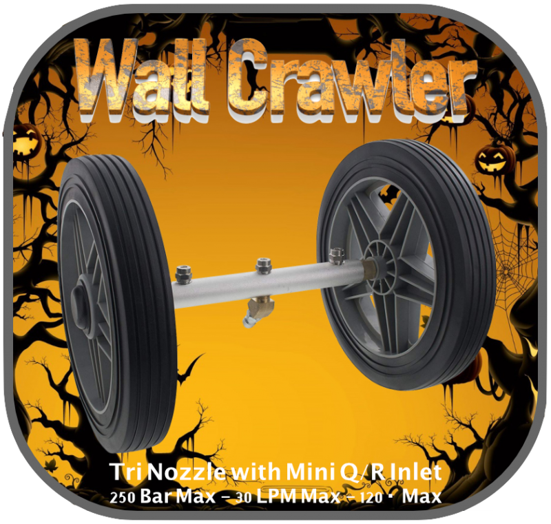The Wall and Floor Crawler