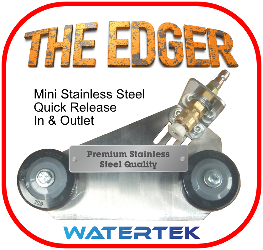 The Edger - Pressure Washer Cut In tool