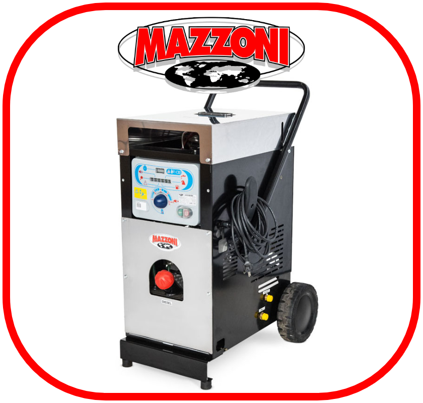 Mazzoni Firebox 250 Bar @ 15 LPM 12v DC