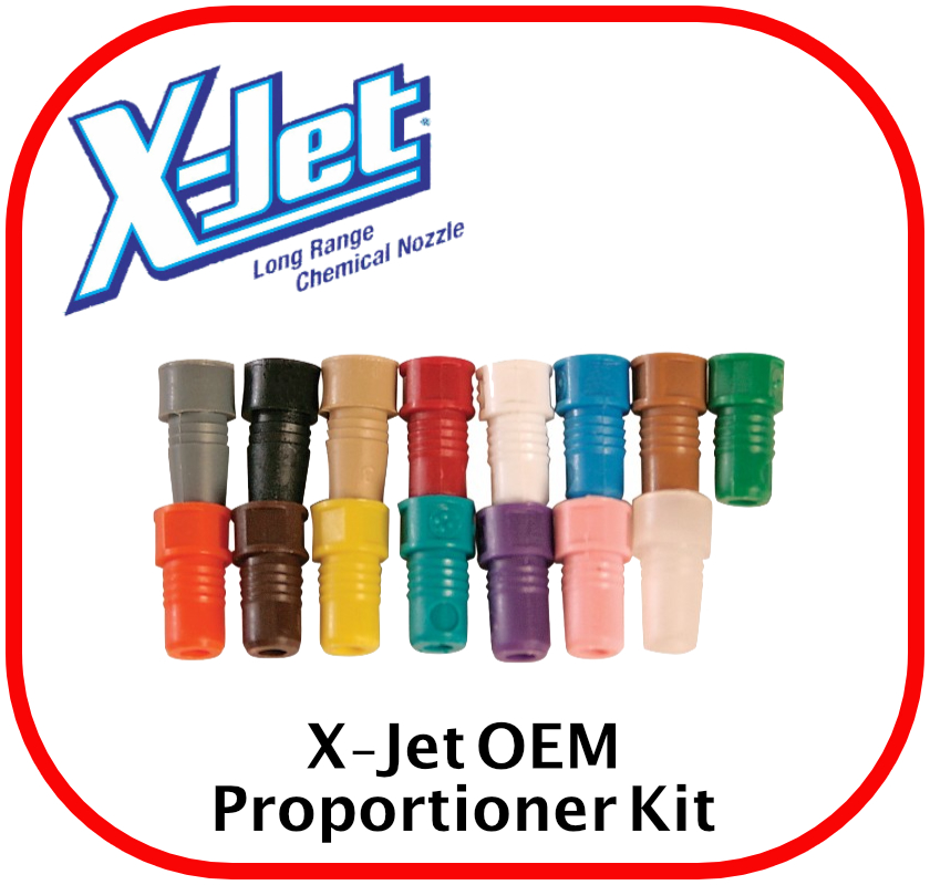 X-Jet Proportioner Kit