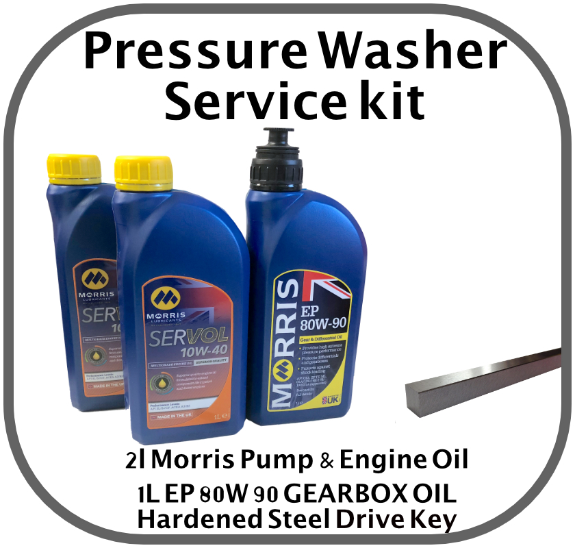 Pressure Washer Essential Service Kit