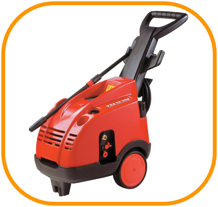 Pressure Washer 240V 12LPM 100BAR