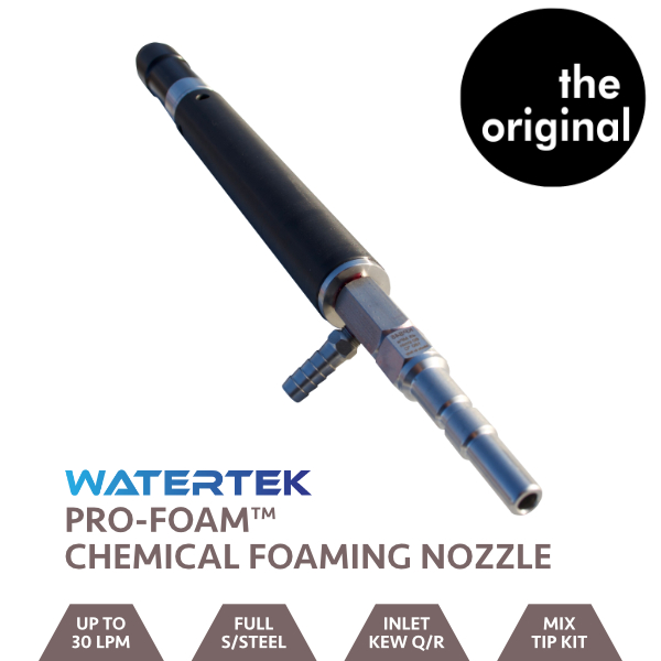 The Pro-Foam™ Chemical Nozzle